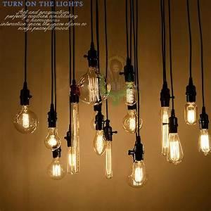 Wholesale, 18set, Edison, Antique, Bulb, Pendant, Lamps, Diy, Nostalgic, Vintage, Style, Pendant, Lights