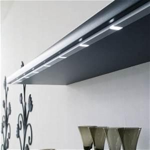 Eclairage Led Pour Cuisine : eclairage led pour le plan de travail de cuisine ~ Preciouscoupons.com Idées de Décoration