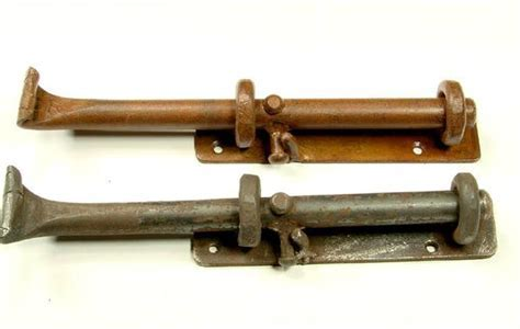 Rustic Hardware: Cane Bolts   Wild West Hardware