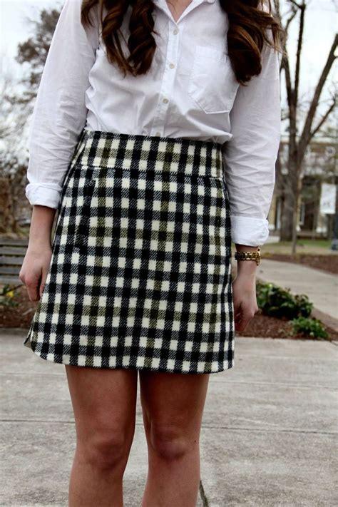 1000 Ideas About Preppy Skirt On Pinterest Preppy