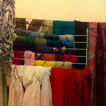 comment ranger les foulards et les colliers mon de fillemon de fille