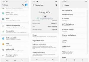 User Manual For Samsung Galaxy A20