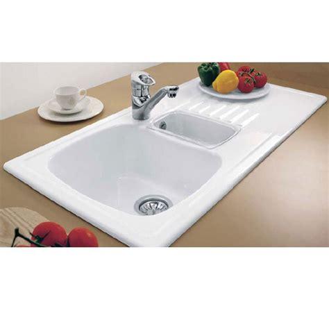 villeroy and boch ceramic kitchen sinks villeroy boch medici 1 5 bowl ceramic sink kitchen 9578