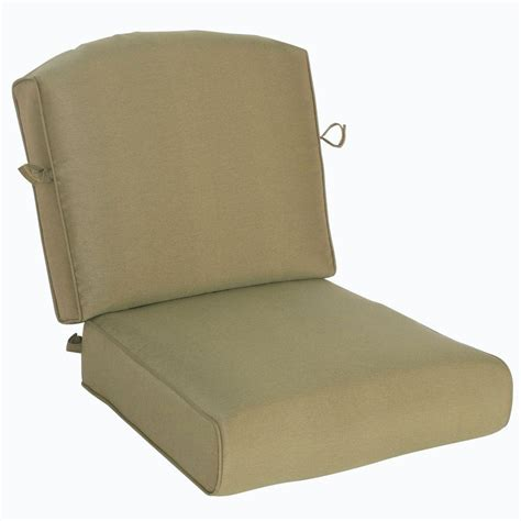 hton bay edington lounge chair replacement seat and