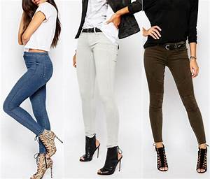 Best Boots with Skinny Jeans - 2016