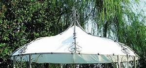Dach Für Pavillon : dach f r pavillon burma 300cm rund wasserdicht weiss online kaufen ~ Whattoseeinmadrid.com Haus und Dekorationen