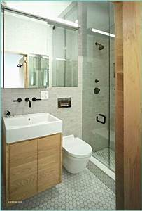 Amenager Une Petite Salle De Bain : petite salle de bain 4m2 ment am nager une salle de bain 4m2 trendmetr ~ Melissatoandfro.com Idées de Décoration