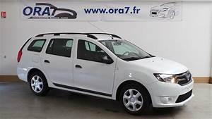 Dacia Logan Mcv 1 2 16v 75 Ambiance Occasion à Lyon Neuville Sur Saône (rhône) ORA7