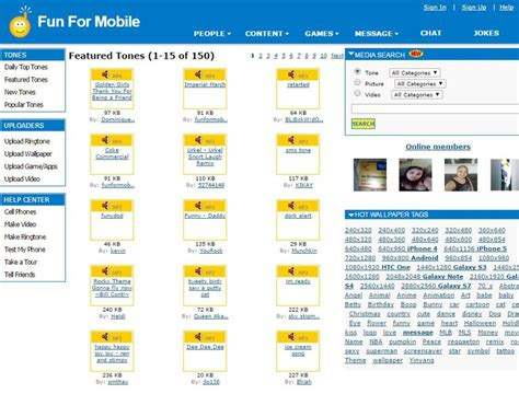 Mp3 Free For Mobile by Top 5 Websites To Free Ringtones For Android And