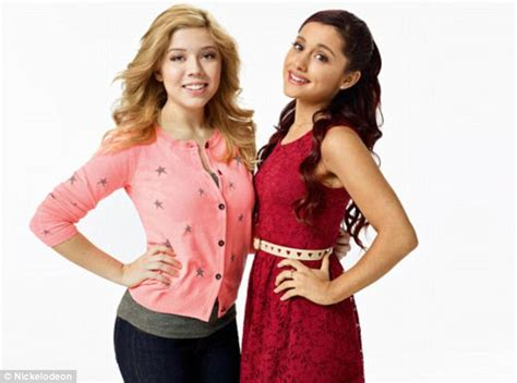 Nickalive Nickelodeon And Sam And Cat Stars Jennette