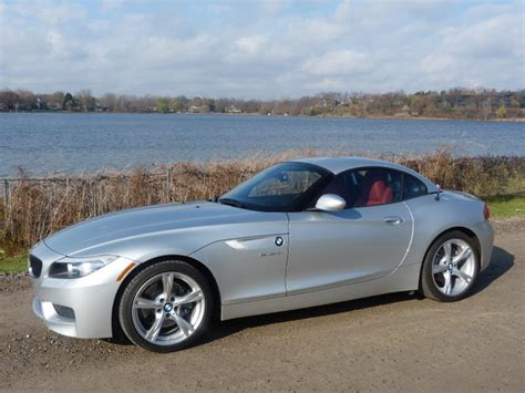 Bmw Z4 Roof Up Front Quarter  The Truth About Cars