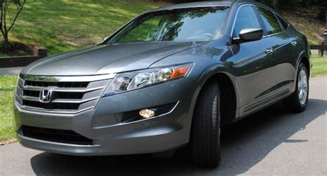 3,363 2010 Honda Accord Crosstour Recalled For Airbag