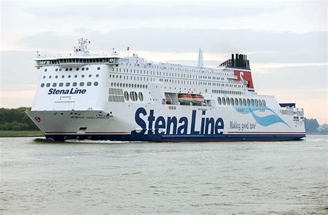 Stena Line suspends ferry service after crew coronavirus ...