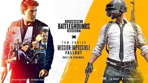 pubg mobile  mission impossible fallout siap membuat