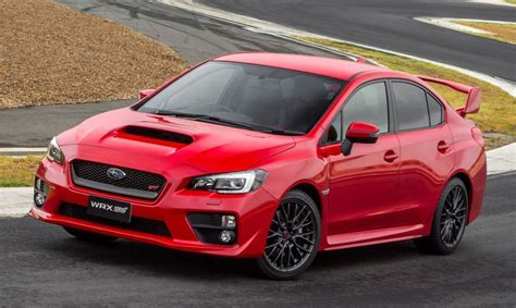 Subaru Wrx Sti Msrp by 2016 Subaru Impreza Wrx Sti News Reviews Msrp Ratings