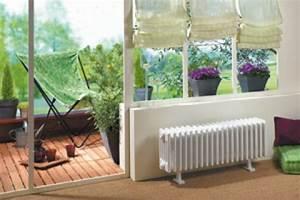Radiateurs Plinthes Zehnder : radiateurs electriques performants conomiques d coratifs ~ Premium-room.com Idées de Décoration