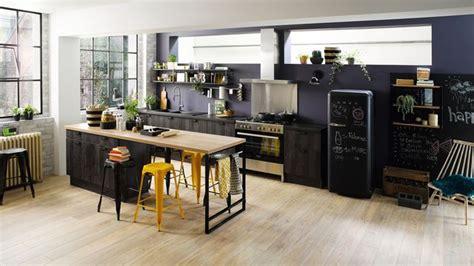 cuisine en l avec ilot cuisine avec îlot central des modèles de cuisines avec