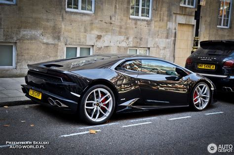 lamborghini huracan lp   october  autogespot