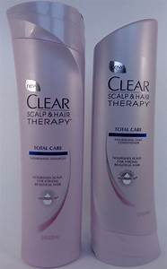 Review  Clear Scalp  U0026 Hair Therapy Total Care Shampoo And