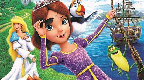 'The Swan Princess: Princess Tomorrow, Pirate Today ...