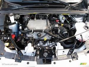 2006 Chevrolet Uplander Lt Awd 3 5 Liter Ohv 12