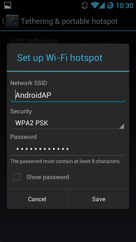 how to set up hotspot on android how to set up wifi hotspot using your android smartphone