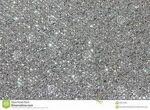 Silver Glitter Texture Background Stock Photo - Image of ...