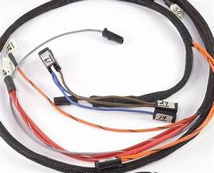 Ihc  Farmall 966  1066  1466 Diesel  Early  Main Wire