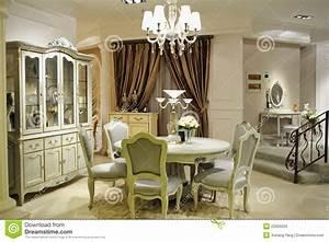 Salle A Manger De Luxe : salle manger de luxe image stock image du pr sidence 22009203 ~ Melissatoandfro.com Idées de Décoration