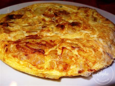 espagne cuisine tortilla espagne la tendresse en cuisine