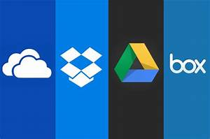 onedrive dropbox google drive and box which cloud With cloud backup documents