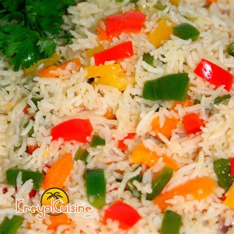recette de cuisine creole recettes créoles de riz