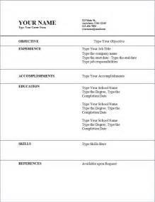 resume format wordpad my perfect resume templates
