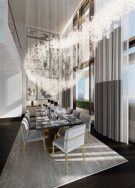 dining room st james penthouse morpheus london bigger
