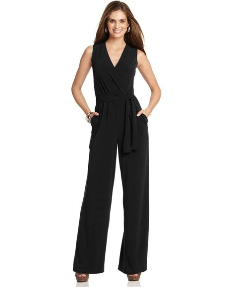 womens jumpsuits dressy jumpsuits at macys for