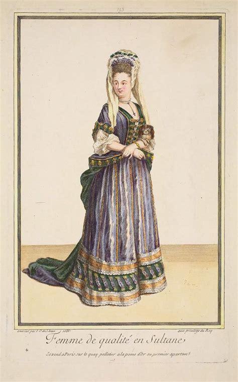 qualité femme de chambre 1688 femme de qualité en sultane by j d de jean