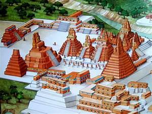 U00bfc U00f3mo Eran Las Antiguas Ciudades Mayas