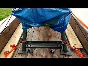 Making retractable wheels for a heavy table saw Doovi