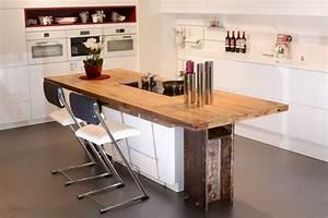 Designer Küchen Mit Kochinsel : kochinsel mit altholz und industrial design industrial k che m nchen von mangostil ~ Sanjose-hotels-ca.com Haus und Dekorationen