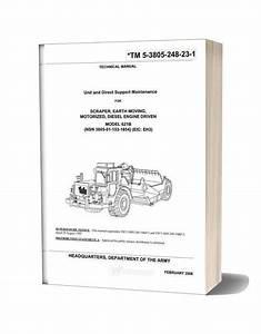 Caterpillar 621b Service Manual Part 1