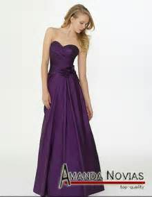 purple bridesmaid dress purple bridesmaid dresses gt gt busy gown
