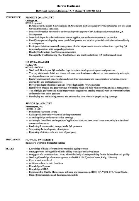 ecommerce qa tester resume proposal resume