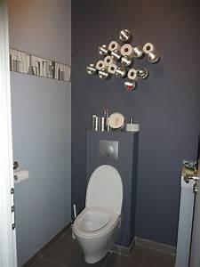 idee deco toilette zen kirafes With quelle couleur pour les wc 2 deco toilette idee et tendance pour des wc zen ou pop