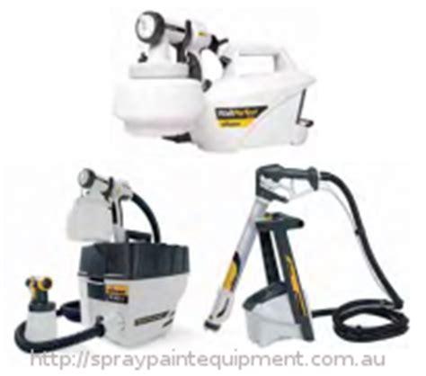spray paint equipment wagner wallperfect paint sprayers