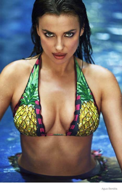 Irina Shayk for Agua Bendita Swimsuits 2015 Campaign ...