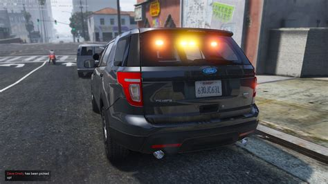 lapd swat unmarked slicktop  ford police