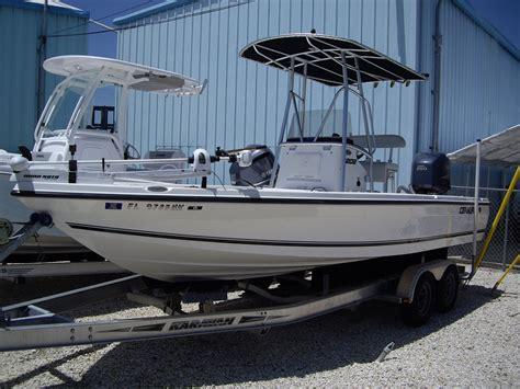 Century Boats Of Ta Bay by Fs 2007 Century 2202 Bay Boat Sold The Hull