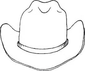 free printable cowboy coloring pages for