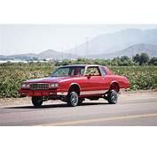 1984 Chevrolet Monte Carlo  Licious