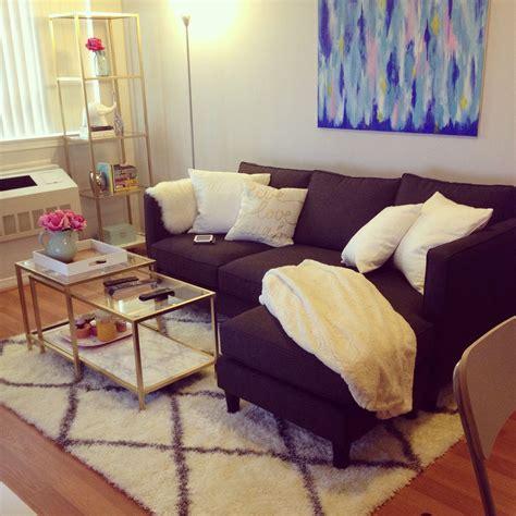 Ikea Living Room Mats by My Tiny Living Room Ikea Hack Vittsjo Coffee Table And
